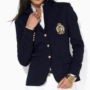 Lauren Ralph Lauren   Crest Blazer